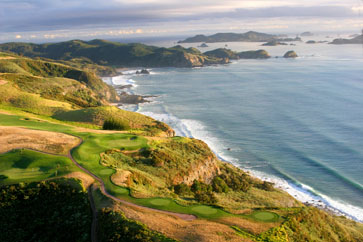 Kauri Cliffs – Hole #7